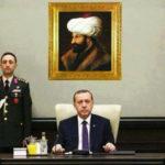 Presiden Erdogan Tuai Pujian Setelah Ganti Foto Ataturk Dengan Sultan Muhammad al Fatih
