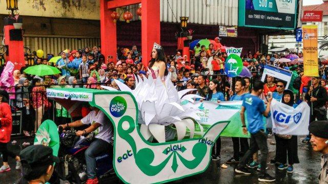 JCI Bogor City Ramaikan Bogor Street Festival-CGM Pesta Rakyat Bogor 2018