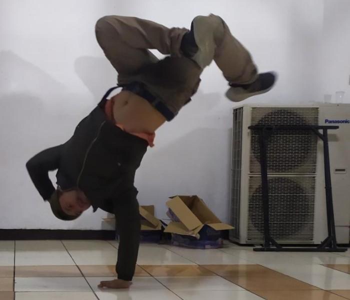 Komunitas Breakdance BZB Kembali Eksis, Kejar Prestasi di Kancah Nasional