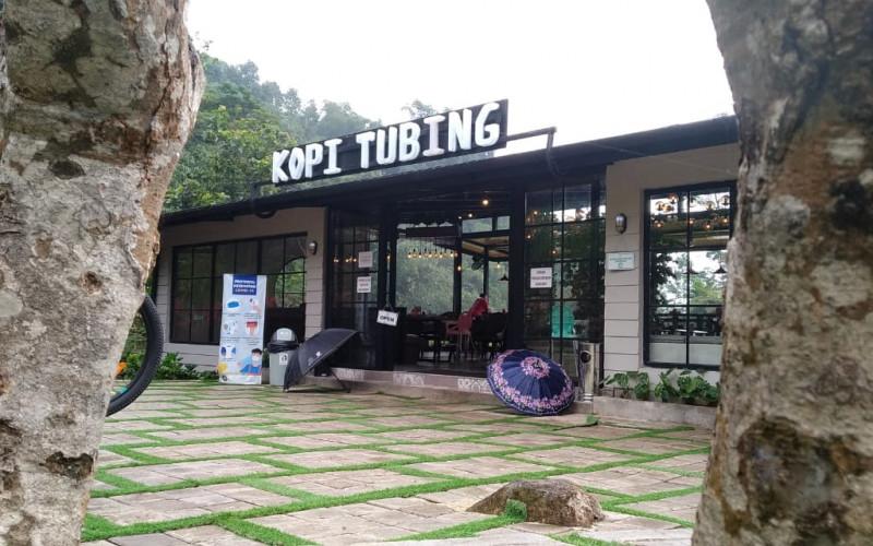 River Tubing di Kopi Tubing