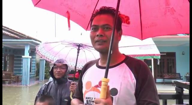 BMKG : Siang dan Malam Wilayah Bogor Diguyur Hujan