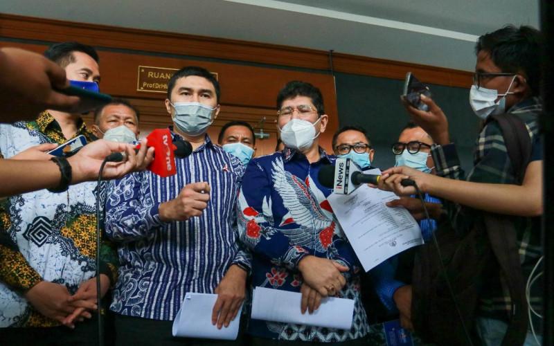 Kuasa Hukum AHY : Majelis Hakim Agar Menolak Gugatan Gerombolan Moeldoko