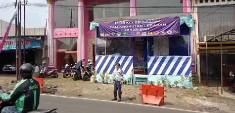 Cegat Pemudik, Dishub Kabupaten Bogor Buat Posko Angkutan Lebaran