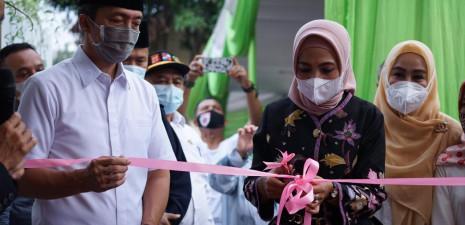 Dedie dan Istri Menteri Investasi Resmikan Rumah Tahfidz Hanida