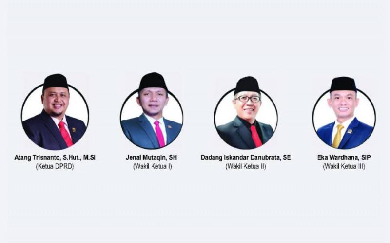 DPRD Kota Bogor Masa Bhakti 2019 – 2024