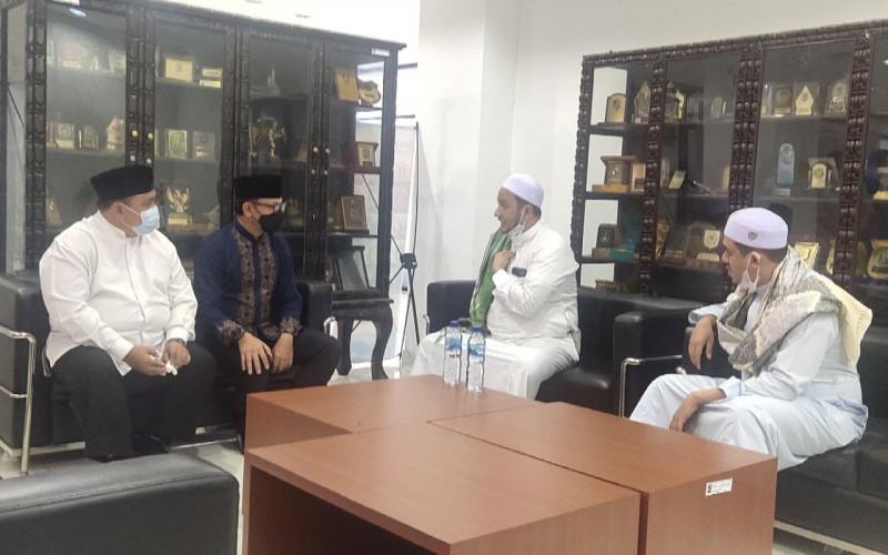 DPRD Fasilitasi Ruang Dialog Perwakilan Habaib dan Ulama dengan Walikota