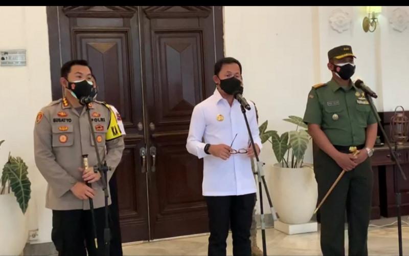 Satgas Covid-19 Kota Bogor Kembali Terapkan Ganjil Genap Selama 24 Jam