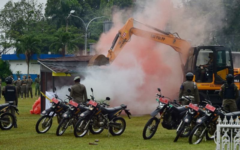 Ade Yasin Ingin TIGER CEPOL Responsif terhadap Laporan Warga