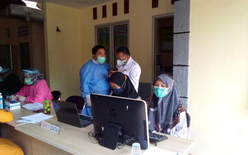40 Anggota MUI Desa Cileungsi Bantu Percepatan Vaksin