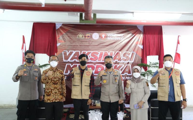 Kota Bogor Menuju Herd Immunity DPRD Dukung Penuh Vaksinasi