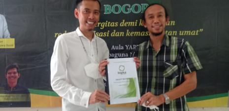Refilianosa Ibrahim Terpilih Jadi Ketua BPD HIPKA Bogor Periode 2021-2026